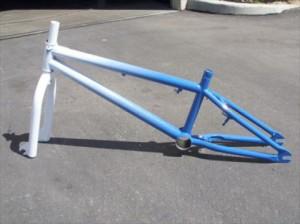 Покраска велосипедов и рам